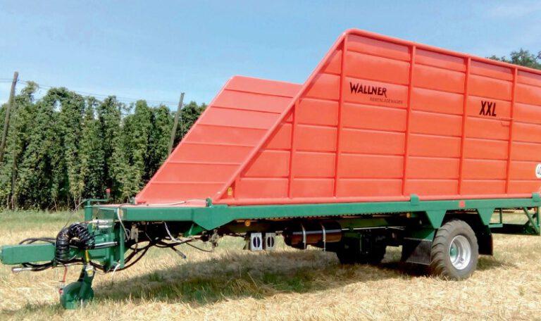 Wallner Rebenladewagen