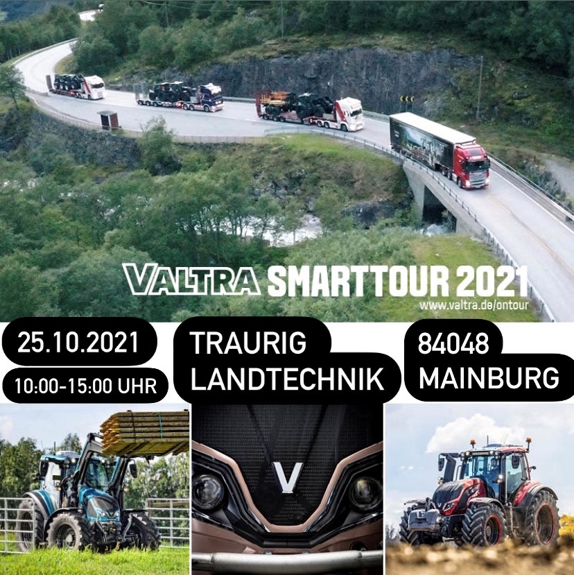 Valtra SmartTour 2021
